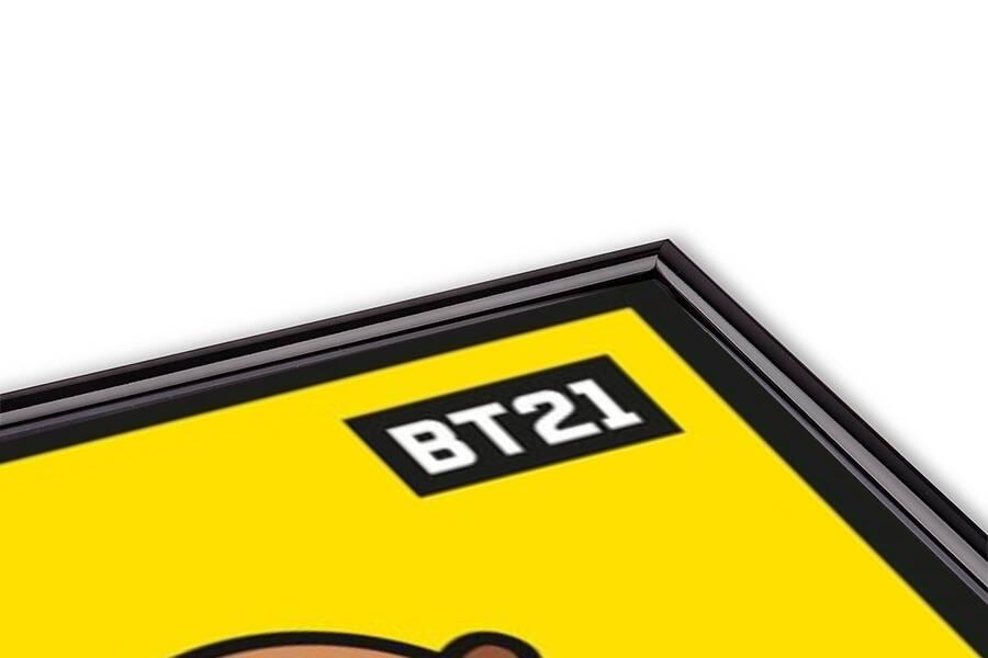 Plakat  BT21 - Pileup