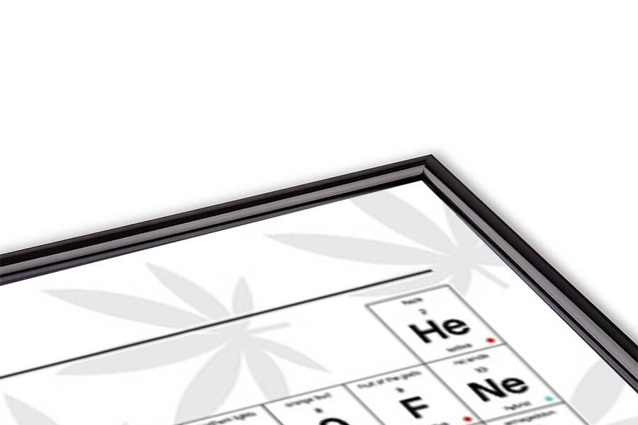 Plakat Periodic Table - Cannabis