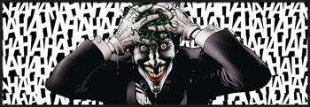 Oprawiony plakat The Joker - Killing Joke