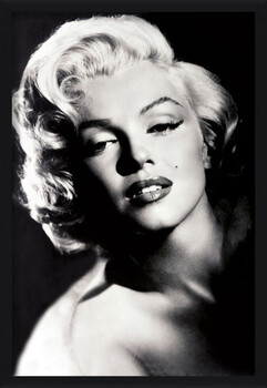 Oprawiony plakat Marilyn Monroe - glamour