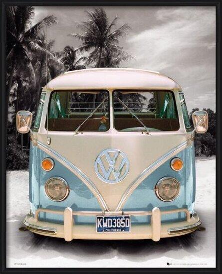 Plakat Californian Camper