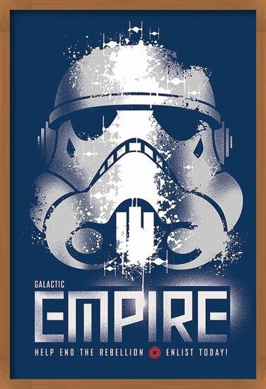 Plakat  Star Wars Rebels - Enlist