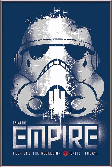 Plakat Star Wars Rebels - Enlist