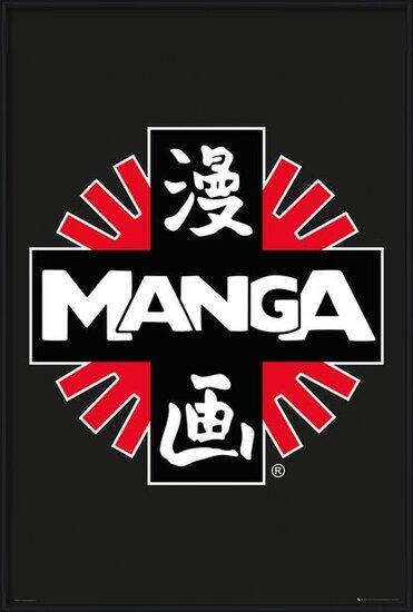Plakat Manga - Logo