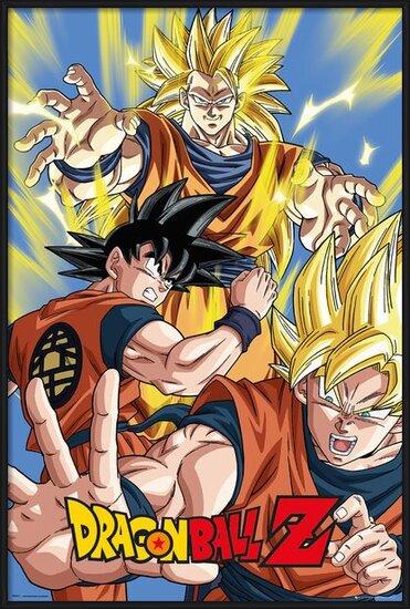 Plakat  Dragon Ball Z - Goku