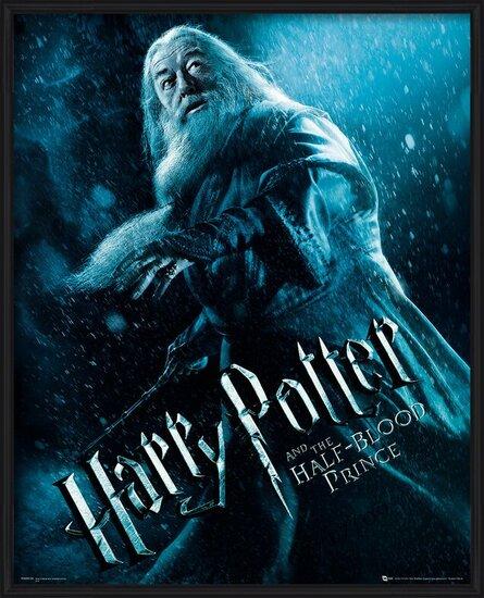 Reprodukcja  Harry Potter i Książę Półkrwi - Albus Dumbledore Action