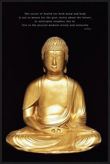Plakat  Buddha