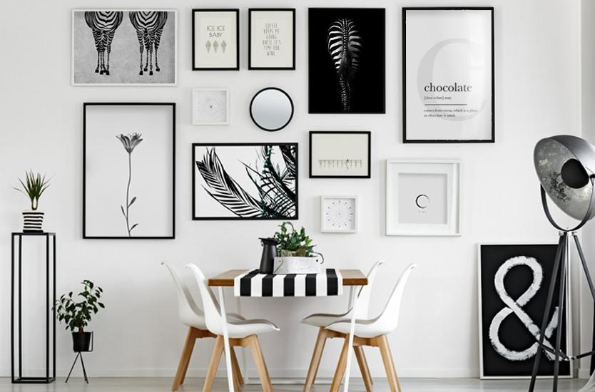Fotografia artystyczna Zebra Buttocks