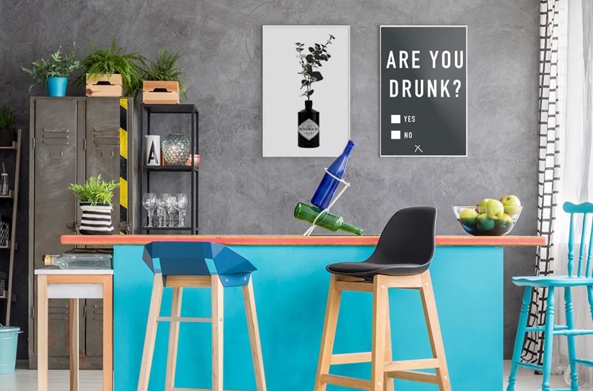 Ilustracja Are you drunk