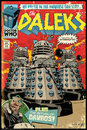 Doctor Who - Red Dalek Comic