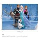 Disney Kraina lodu Elsa Anna Olaf Sven