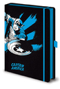 Marvel Retro - Captain America Mono Premium